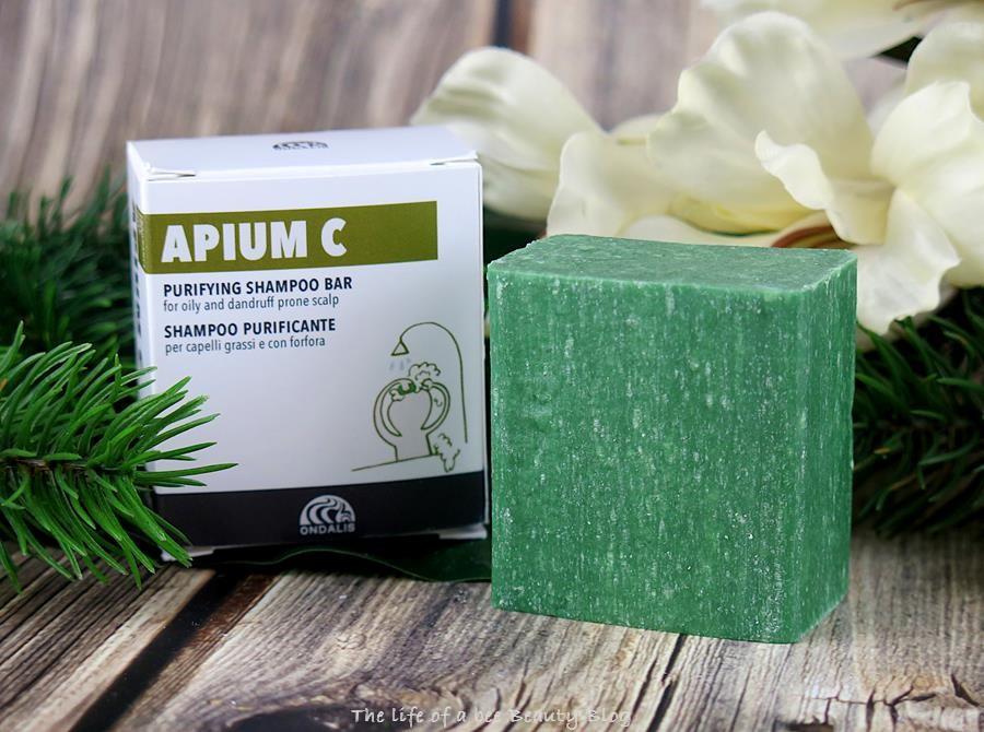 ondalis recensione shampoo apium c