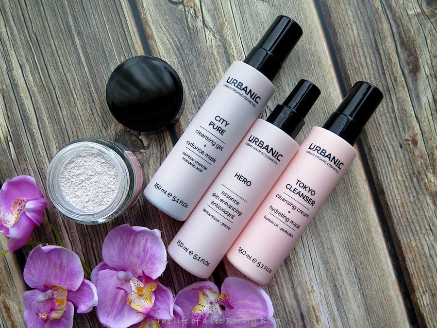 urbanic cosmetics recensione review