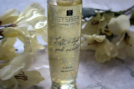 Lift & Light Gold Essence eterea cosmesi recensione
