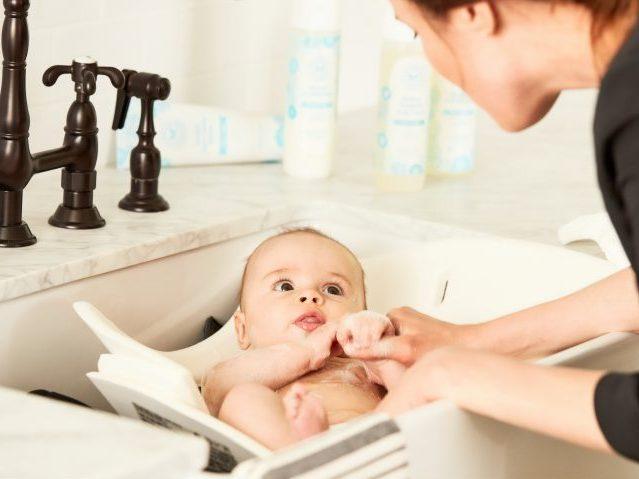 bagnetto neonato come quando farlo consigli