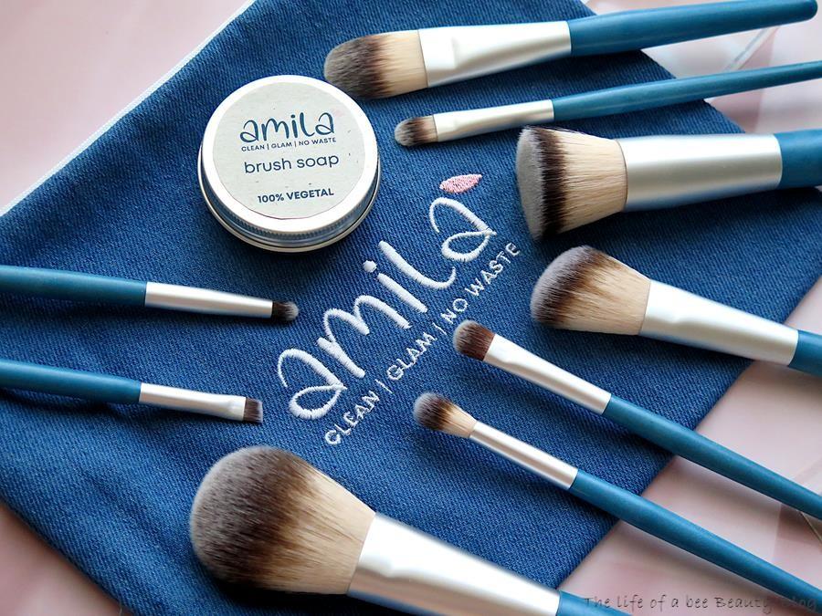 amilà clean beauty pennelli recensione
