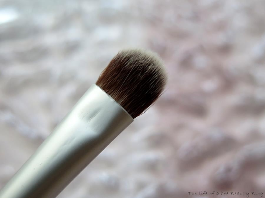 amilà clean beauty pennelli recensione review eyeshadow brush